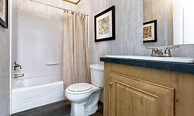 Bathroom, 4801 E Co Rd 67, 2