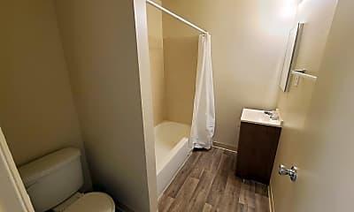 Bathroom, 9235 Holly St, 2