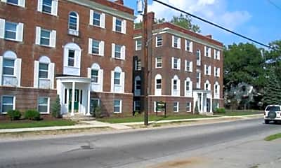 Building, Milverton Apartments, 1