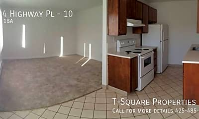 Kitchen, 5804 HIghway Place Unit 5, 0