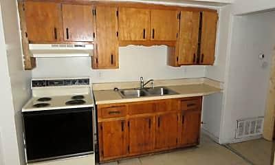 Kitchen, 724 Mt Airy St, 2