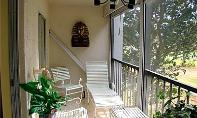 Patio / Deck, 5860 NW 44th St 205, 1