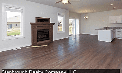 Living Room, 1530 Bennetts Way NW, 1