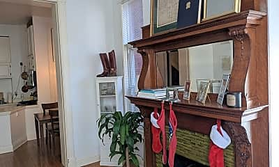 Living Room, 420 Warren Crescent, 1