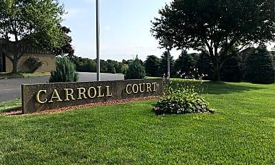 Carroll Court, 1