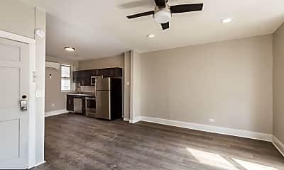 Living Room, 1202 N 7th St 2F, 1