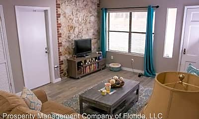 Living Room, 517 SW 12th St, 1