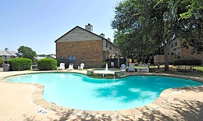 Pool, Shorewood Park Townhomes, 0
