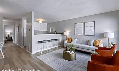Living Room, 5 Embarcadero West, 1