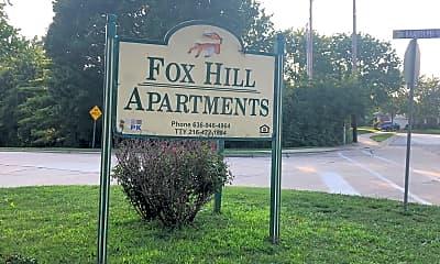 Fox Hill Apartments, 1