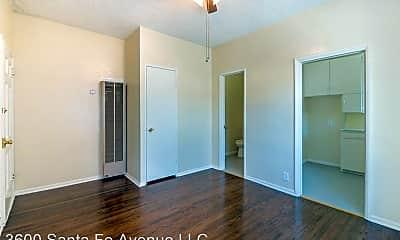 Bedroom, 3620 Santa Fe Ave, 1