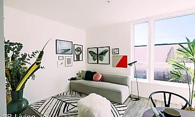 Living Room, 2850 Hannah St, 1