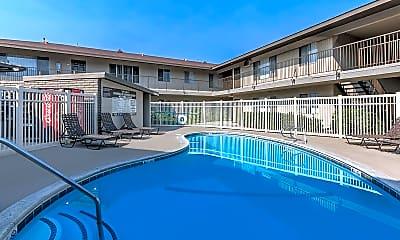 Pool, San Carlos & San Juan Apartment Homes, 0