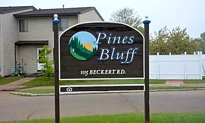 Pines Bluff Townhouses, 0