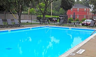 Pool, Sycamore Square, 1