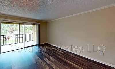 Living Room, 10100 Sailwinds blvd N, #207, 1