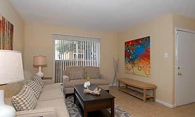 Living Room, Cinnamon Ridge, 1