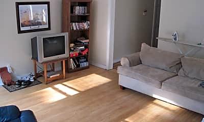 Living Room, 1726 N Arlington Pl, 2