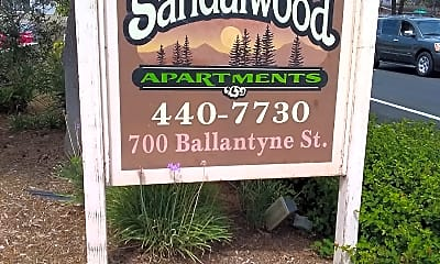 Sandalwood Apartments, 1
