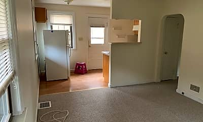 Living Room, 19 Dudley St, 1