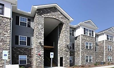 Building, Woodland Heights Of Greensboro, 0