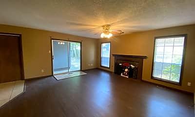 Living Room, 4806 S U St, 1