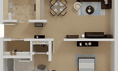 Living Room, 2055 Range Ave, 2