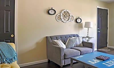 Living Room, Hartford at Anchor Point, 1