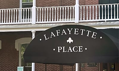 Lafeyette Place Apartments, 1