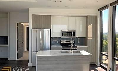 Kitchen, 1777 Peachtree St NE 801, 0