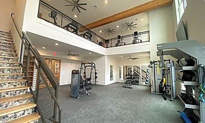 Fitness Weight Room, 172 College Park Dr E1, 0
