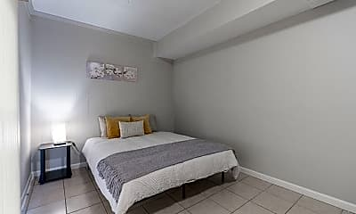 Bedroom, Room for Rent -  a 5 minute walk to bus 74, 2