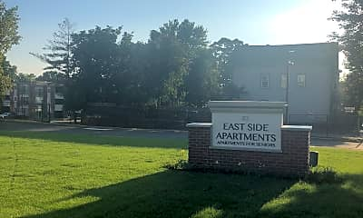 East Side Apartments, 1