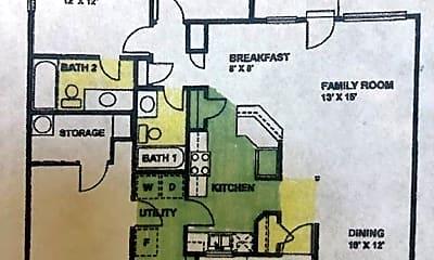 Bathroom, 109 Barnsbury Ct, 2