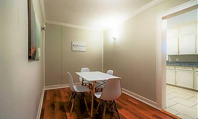 Dining Room, Room for Rent - Pasadena Home, 1
