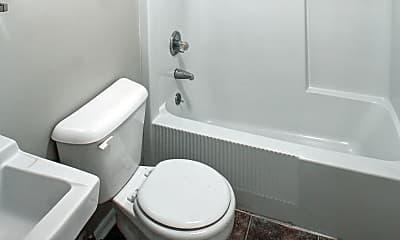 Bathroom, Woodland Estates, 2