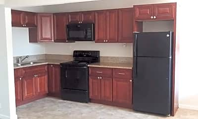 Kitchen, Redwoods Apartments, 0