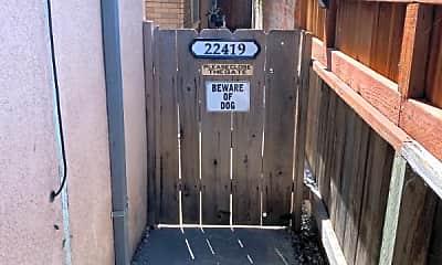 Patio / Deck, 22419 Peralta St, 1
