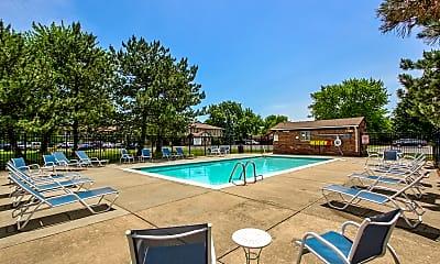 Pool, Ashbury Place, 0