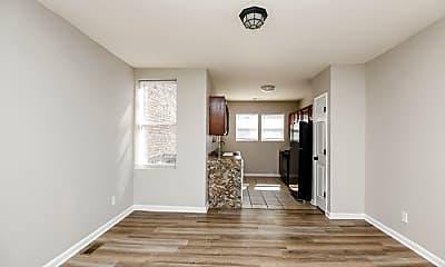 Living Room, 3106 Garrison Blvd, 1