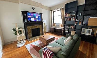 Living Room, 457 W 141st St 3, 0