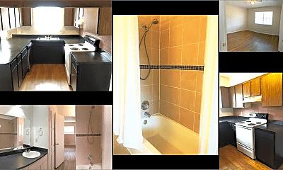 Bathroom, 607 N Elm St, 1