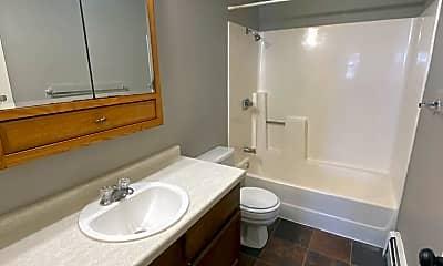 Bathroom, 2715 Hawken St, 1