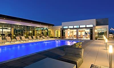 Pool, Hearth Apartments, 0