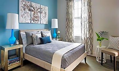 Bedroom, Gatehouse 75, 1