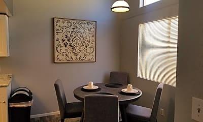 Dining Room, 2019 W Lemon Tree Pl 1160, 2