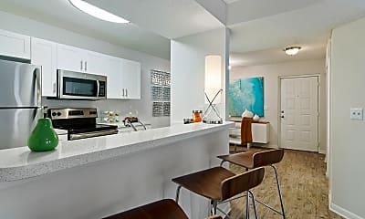 Kitchen, Solara At Wellington, 0
