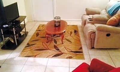 Living Room, 1427 Lewis St, 0