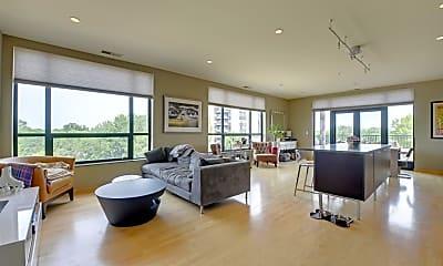 Living Room, 3116 W Lake St 524, 0