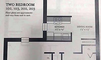 822 S Arlington Mill Dr 2-203, 2